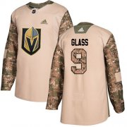 Wholesale Cheap Adidas Golden Knights #9 Cody Glass Camo Authentic 2017 Veterans Day Stitched Youth NHL Jersey