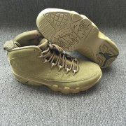 Wholesale Cheap Air Jordan 9 Retro Shoes Light green