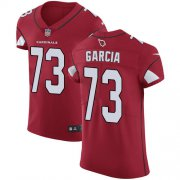 Wholesale Cheap Nike Cardinals #73 Max Garcia Red Team Color Men's Stitched NFL Vapor Untouchable Elite Jersey