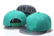 Wholesale Cheap NHL San Jose Sharks hats 9