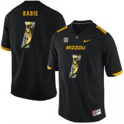 Wholesale Cheap Missouri Tigers 1 Tyler Badie Black Nike Fashion College Football Jersey