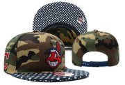 Wholesale Cheap Cleveland Indians Snapbacks YD002