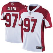 Wholesale Cheap Nike Cardinals #97 Zach Allen White Men's Stitched NFL Vapor Untouchable Limited Jersey