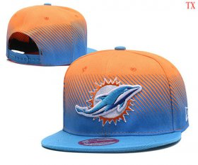 Wholesale Cheap Miami Dolphins TX Hat 3