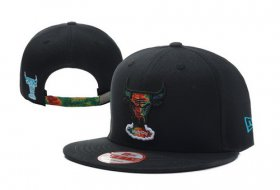 Wholesale Cheap NBA Chicago Bulls Snapback Ajustable Cap Hat DF 03-13_66