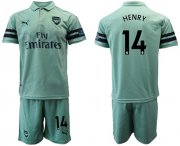 Wholesale Cheap Arsenal #14 Henry Away Soccer Club Jersey