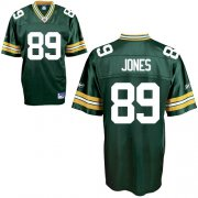 Wholesale Cheap Packers #89 James Jones Green Stitched NFL Jersey