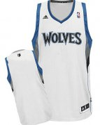 Wholesale Cheap Minnesota Timberwolves Blank White Swingman Jersey