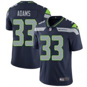 Wholesale Cheap Nike Seahawks #33 Jamal Adams Steel Blue Team Color Youth Stitched NFL Vapor Untouchable Limited Jersey