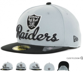 Wholesale Cheap Las Vegas Raiders fitted hats 13