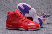 Wholesale Cheap Air Jordan 11 72 10 bull Gym Red/Blue
