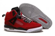 Wholesale Cheap Womens Jordan 3.5 Spizike Shoes Red/Black