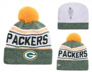 Wholesale Cheap NFL Green Bay Packers Logo Stitched Knit Beanies 025