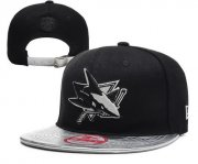Wholesale Cheap San Jose Sharks Snapbacks YD001