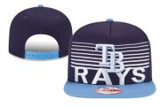 Wholesale Cheap MLB Tampa Bay Rays Snapback_18215