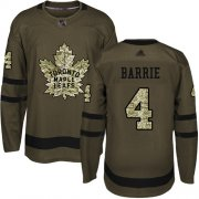 Wholesale Adidas Maple Leafs #25 James Van Riemsdyk Green Salute to Service Stitched NHL Jersey