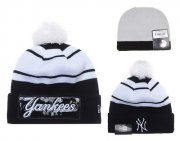 Wholesale Cheap New York Yankees Beanies YD006