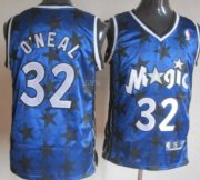 Wholesale Cheap Orlando Magic #32 Shaquille O'neal Blue All-Star Jersey