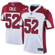 Wholesale Cheap Nike Cardinals #52 Mason Cole White Men's Stitched NFL Vapor Untouchable Limited Jersey