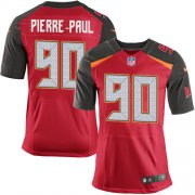 Wholesale Cheap Nike Buccaneers #90 Jason Pierre-Paul Red Team Color Men's Stitched NFL New Elite Jersey