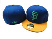 Wholesale Cheap San Francisco Giants fitted hats 08