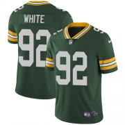 Wholesale Cheap Nike Packers #92 Reggie White Green Team Color Men's Stitched NFL Vapor Untouchable Limited Jersey