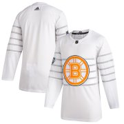 Wholesale Cheap Men's Boston Bruins Adidas White 2020 NHL All-Star Game Authentic Jersey