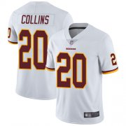 Wholesale Cheap Nike Redskins #20 Landon Collins White Youth Stitched NFL Vapor Untouchable Limited Jersey