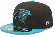 Wholesale Cheap Carolina Panthers fitted hats 05
