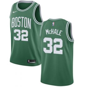 Wholesale Cheap Nike Boston Celtics #32 Kevin Mchale Green NBA Swingman Icon Edition Jersey