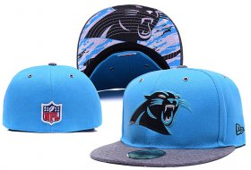 Wholesale Cheap Carolina Panthers fitted hats 03