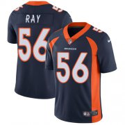 Wholesale Cheap Nike Broncos #56 Shane Ray Navy Blue Alternate Men's Stitched NFL Vapor Untouchable Limited Jersey
