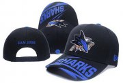 Wholesale Cheap NHL San Jose Sharks Stitched Snapback Hats 002