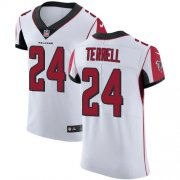 Wholesale Cheap Nike Falcons #24 A.J. Terrell White Men's Stitched NFL New Elite Jersey