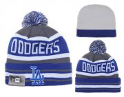 Wholesale Cheap Los Angeles Dodgers Beanies YD003