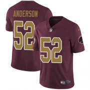 Wholesale Cheap Nike Redskins #52 Ryan Anderson Burgundy Red Alternate Youth Stitched NFL Vapor Untouchable Limited Jersey