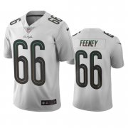 Wholesale Cheap Los Angeles Chargers #66 Dan Feeney White Vapor Limited City Edition NFL Jersey