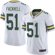 Wholesale Cheap Nike Packers #74 Elgton Jenkins White Men's 100th Season Stitched NFL Vapor Untouchable Limited Jersey