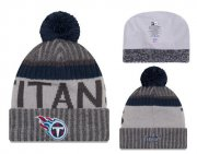 Wholesale Cheap NFL Tennessee Titans Logo Stitched Knit Beanies 007