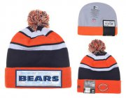 Wholesale Cheap Chicago Bears Beanies YD012