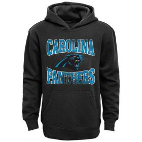 Wholesale Cheap Carolina Panthers Home Turf Pullover Hoodie Black