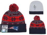 Wholesale Cheap New England Patriots Beanies YD005