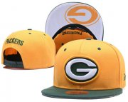 Wholesale Cheap NFL Green Bay Packers Team Logo Snapback Adjustable Hat LT16