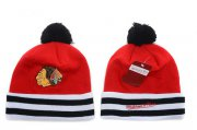 Wholesale Cheap Chicago Blackhawks Beanies YD002