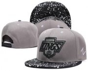 Wholesale Cheap Los Angeles Kings Snapback Ajustable Cap Hat GS 5