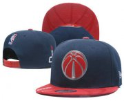 Wholesale Cheap Washington Wizards Snapback Ajustable Cap Hat YD
