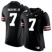 Wholesale Cheap Ohio State Buckeyes 7 Dwayne Haskins Black College Football Jersey