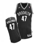 Wholesale Cheap Brooklyn Nets #47 Andrei Kirilenko Black Swingman Jersey