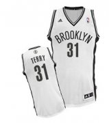 Wholesale Cheap Brooklyn Nets #31 Jason Terry White Swingman Jersey