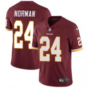 Wholesale Cheap Nike Redskins #24 Josh Norman Burgundy Red Team Color Youth Stitched NFL Vapor Untouchable Limited Jersey